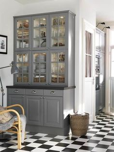 View entire slideshow: 50+Shades+of+Gorgeous+Gray+Kitchens+To+Love+ on http://www.stylemepretty.com/collection/2748/