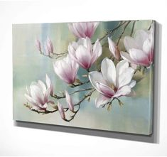 Oil painting Flowers art chinese plum blossom painting scenery painting on canvas rustic canvas art city oil painting Art Floral, Floral Motif, Oil Painting Flowers, Painting Prints, Painting Canvas, Scenery Paintings, Oil Paintings, Magnolia Flower, Flower Art