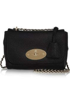 lily shoulder bag / mulberry