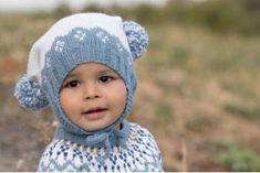 Gullet genser & duskelue | Sparkjøp Strikkeblogg Gull, Barn, Crochet Hats, Rose, Fashion, Dressing Up, Knitting Hats, Moda, Converted Barn