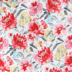 Spring Forth, Bloom Fabric – Tonic Living
