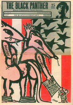 Revolutionary Art of Emory Douglas