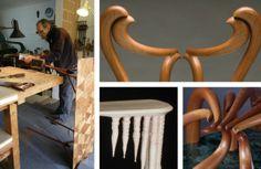 David Upfill-Brown, fine furniture maker and sculptor