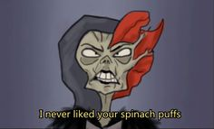 Inquisition meets Emperor's New Groove
