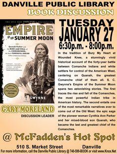 Empire of the Summer Moon.-S. C. Gwynne