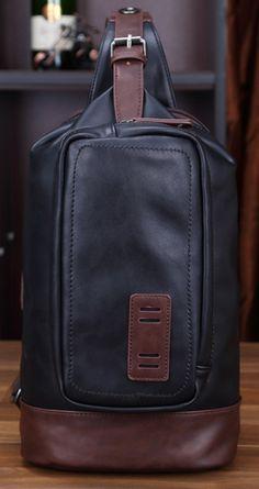 47499ba5186 ▷Canvas Sling Bag for Unisex◁Nylon Mens bag Messenger Bag Student Bag Casual  Bag Travel Bag