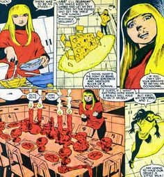 """The New Mutants Annual """"Volume 1, Number 2"""" (October, 1986)"""