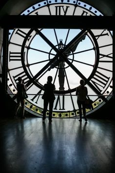 three people standing inside Big Ben building Paris, France Summer There is so much to this city that I love, […] Paris Travel, France Travel, Japan Travel, Travel Europe, Globe Travel, Time Pictures, Paris Pictures, Paris Photos, Time Images
