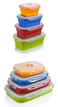 Food Grade Safe Plastic Storage Container with Lid Microwave