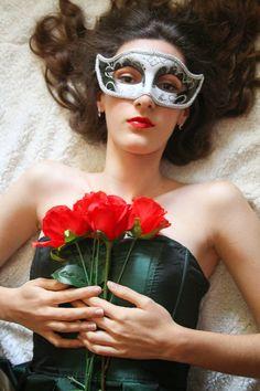 OOTD: Masquerade