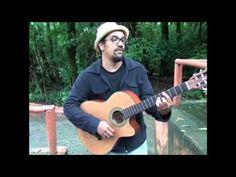 """""""ÁGUA,COMBUSTÍVEL DO PLANETA"""" - TIO FIDÉLIS (música e letra: Nelson Pego)"""