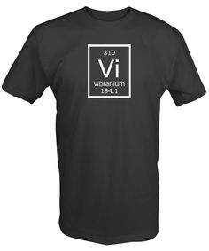 Adult Tshirt Vibranium America Avengers Captain Unisex T-Shirt