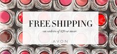 Celebrate Green Monday with FREE SHIPPING on your $20 order with CODE: SHIP20 at my Avon eStore! #AvonRep