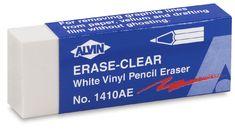 5 pcs x Pentel Hi-Polymer Rubber Erasers #ZEH-03N CRAZY SALES Japan made