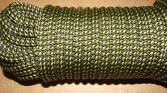 "NEW 7/16"" (11.1mm) x 48' 24-Strand Arborist Climbing Rope Double Braid"
