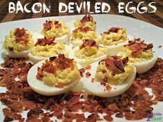 Bacon Deviled Eggs R