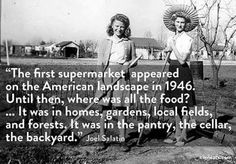 Hope the new year is treating everyone well. A quick quote from the past to help put the future in perspective. ~ All the best from the team at CityFarms Canada : )
