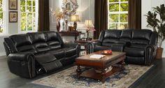 cool black living room furniture set intended for Motivate Check more at http://bizlogodesign.com/black-living-room-furniture-set-intended-for-motivate/