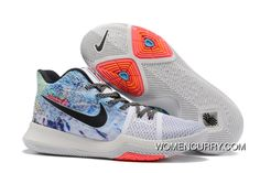 """5af9ad2ecaeb Nike Kyrie 3 """"All-Star"""" On Sale New Release"""
