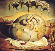 Pintores famosos: Salvador Dalí