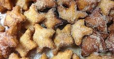 Hashem promises Avram that his descendants will be as many as the stars and the the sand.  For this I made star shaped doughnuts and co...