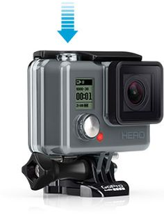 GoPro Camera - For sports enthusiasts and gadget geeks alike. Great for kayaking, mountain climbing or screwing around in the backyard. Starting at $129