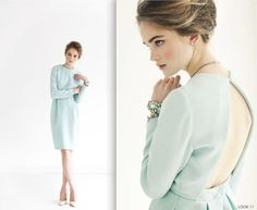 Wish i had one of Katie Ermilio dresses...