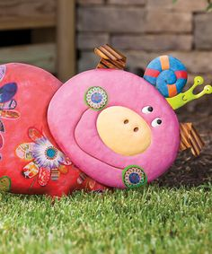 Take a look at this Pig Wild Garden Figurine by Evergreen on #zulily today!   Cute!!