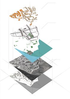 Site map analysis Berwick of Landscape Site visit