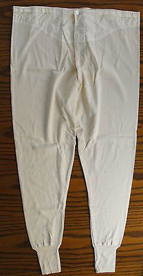 Us Army Ww2 Military Long Underwear Vintage Undies Us