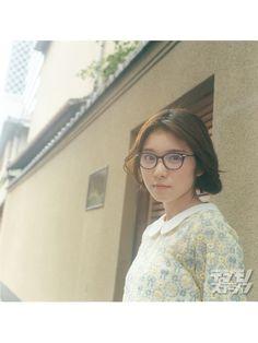 glasses 139 松岡茉優|ビジョメガネ|ONLINE デジモノステーション