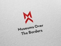 Museums Over The Borders logotype by Marcin Usarek via STGU
