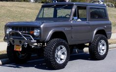1973 Ford Bronco For Sale To Buy or Purchase Old Ford Bronco, Ford Bronco For Sale, Bronco Truck, Jeep Truck, Chevy Trucks, Pickup Trucks, Early Bronco For Sale, Bronco Ii, Classic Bronco
