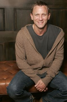 Daniel Craig fotografiado por Jeff Vespa, 2005