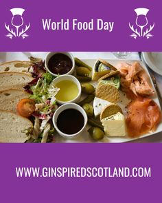 As well as Scottish G&T we recommend you get stuck right into the local food too!  Why not try your local craft butcher, an amazing local deli with their vast array of cheese, your baker down the street, distilleries, both whisky and gin, the fresh fish delivery service, and even the local Chinese takeaway. You won't be dissapointed. Have a look at our Gincyclopedia to see who is local in your area.