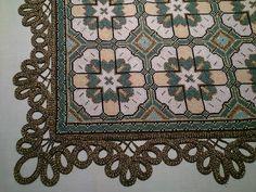 Cross Stitch Embroidery, Embroidery Patterns, Cross Stitch Patterns, Vintage Romance, Point Lace, Macrame, Bohemian Rug, Needlework, Diy And Crafts