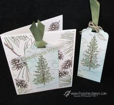 frenchiestamps  Stampin' Up!