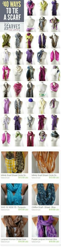 Scarf on ETSY -(13.50)-