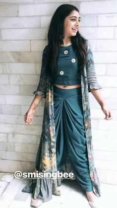 indianoutfit indianwedding indianwear indiansaree indowestern is part of Designer dresses indian - Indian Fashion Dresses, Indian Gowns Dresses, Dress Indian Style, Indian Designer Outfits, Designer Dresses, Fashion Outfits, Indian Dresses For Kids, Kids Indian Wear, Designer Clothing