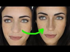 In this video I am going to show you how I contour my nose and how to make your nose look smaller and more narrow without plastic surgery / a nose . Nose Makeup, How To Do Makeup, Eye Makeup Tips, Contour Makeup, Makeup Hacks, Makeup Ideas, Thin Nose, Wide Nose, Make Nose Smaller