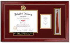 Elite Frames - Fine Diploma Frames Handcrafted With Distinction