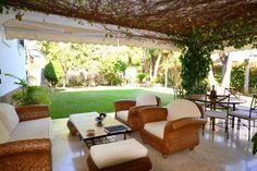 Classic style charming Andalusian villa in Los Monteros Playa, #Marbella