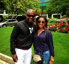 Kem and his daughter!