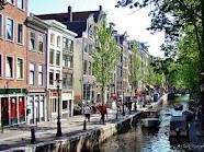 Amsterdam, Holland  Stayed on the Singal Canal  think I spelled it right