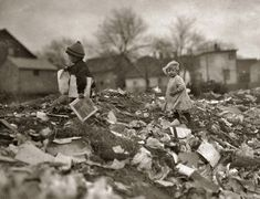 Lewis Hine was an amazing documentary photographer that changed the child labor laws in this country.