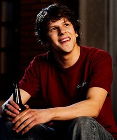 I love his smile