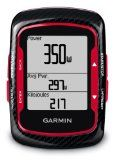 Garmin Edge 500 Bike Computer with Cadence and Premium Heart Rate Monitor (Red) - http://cyclesuperstore.exercise-equipment-for-home.com/garmin-edge-500-bike-computer-with-cadence-and-premium-heart-rate-monitor-red/