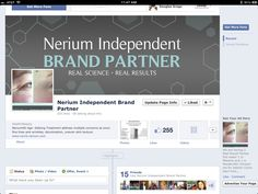 LIKE my Page https://www.facebook.com/norris.nerium Or Order on: www.norris.nerium.com