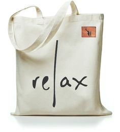 Relax / El Yapımı Bez Çanta Zet.com'da 59.90 TL