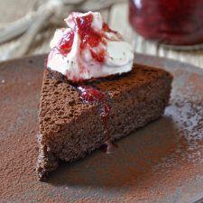 Chod: Zákusky a koláče - Page 8 of 256 - Mňamky-Recepty. Chocolate Mousse Cake, Flourless Chocolate, Gluten Free, Yummy Food, Sweets, Vegan, Cookies, Desserts, Recipes